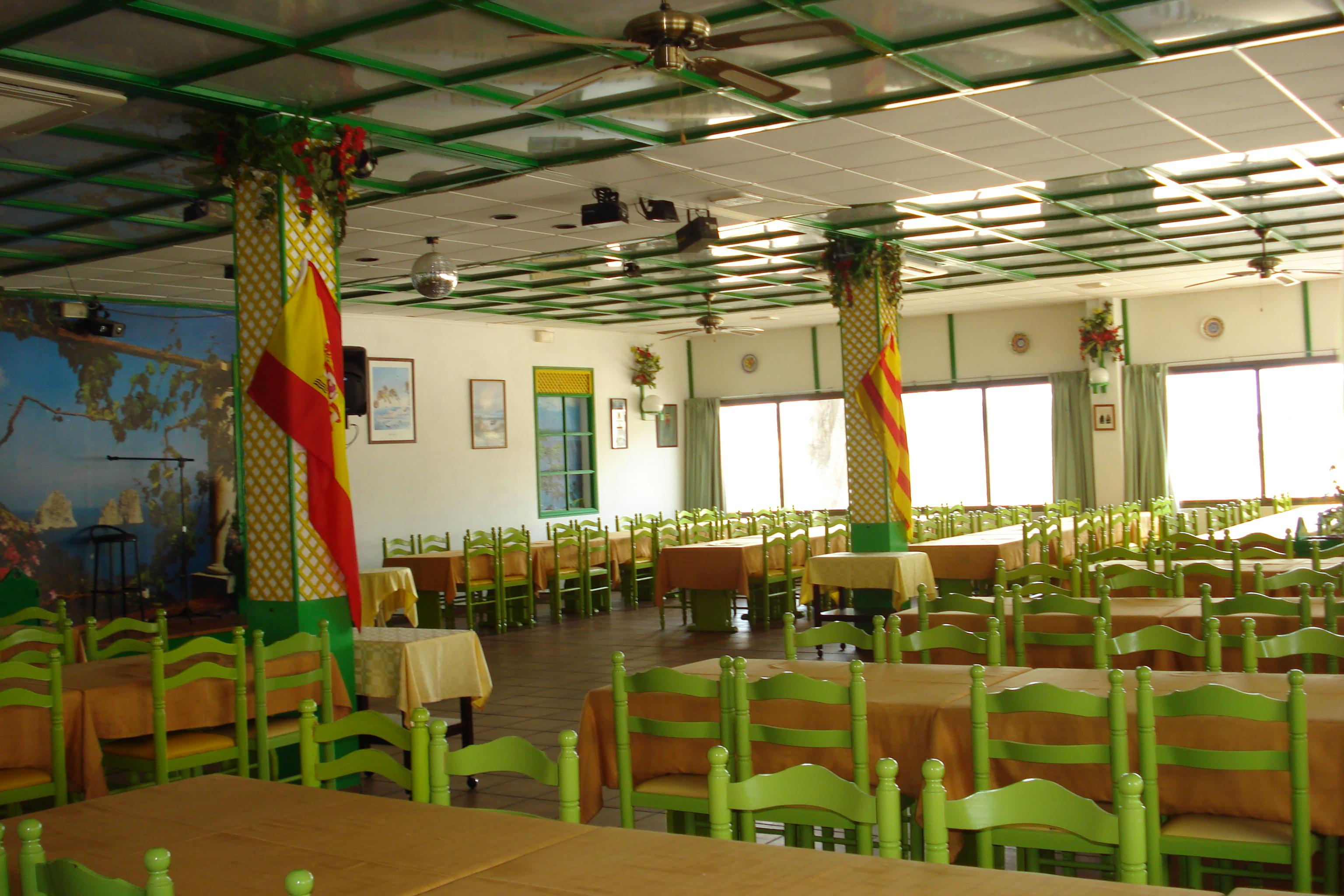 Restaurant La brasa de Roses-interior4