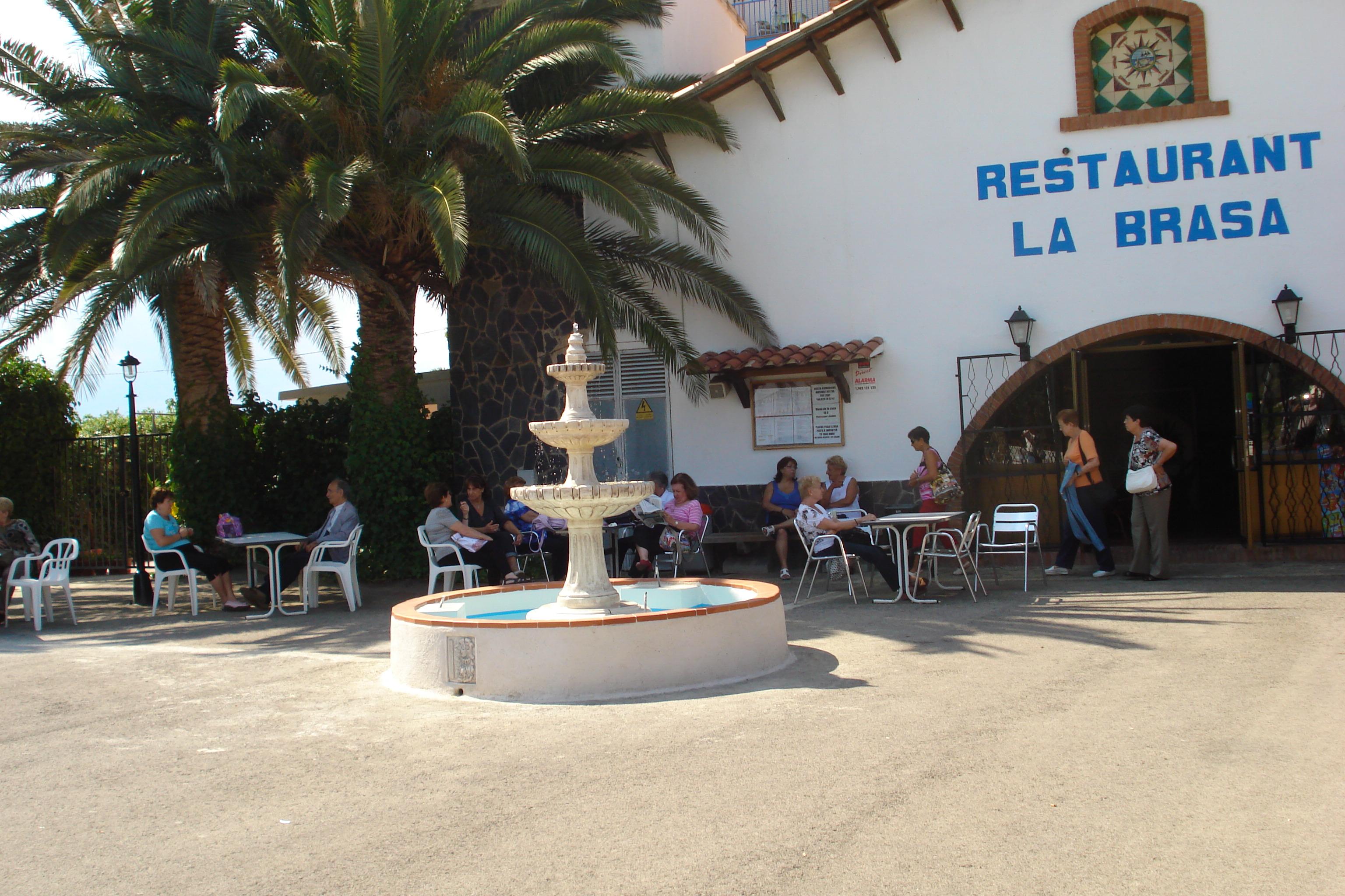 Restaurant La brasa de Roses-exterior7