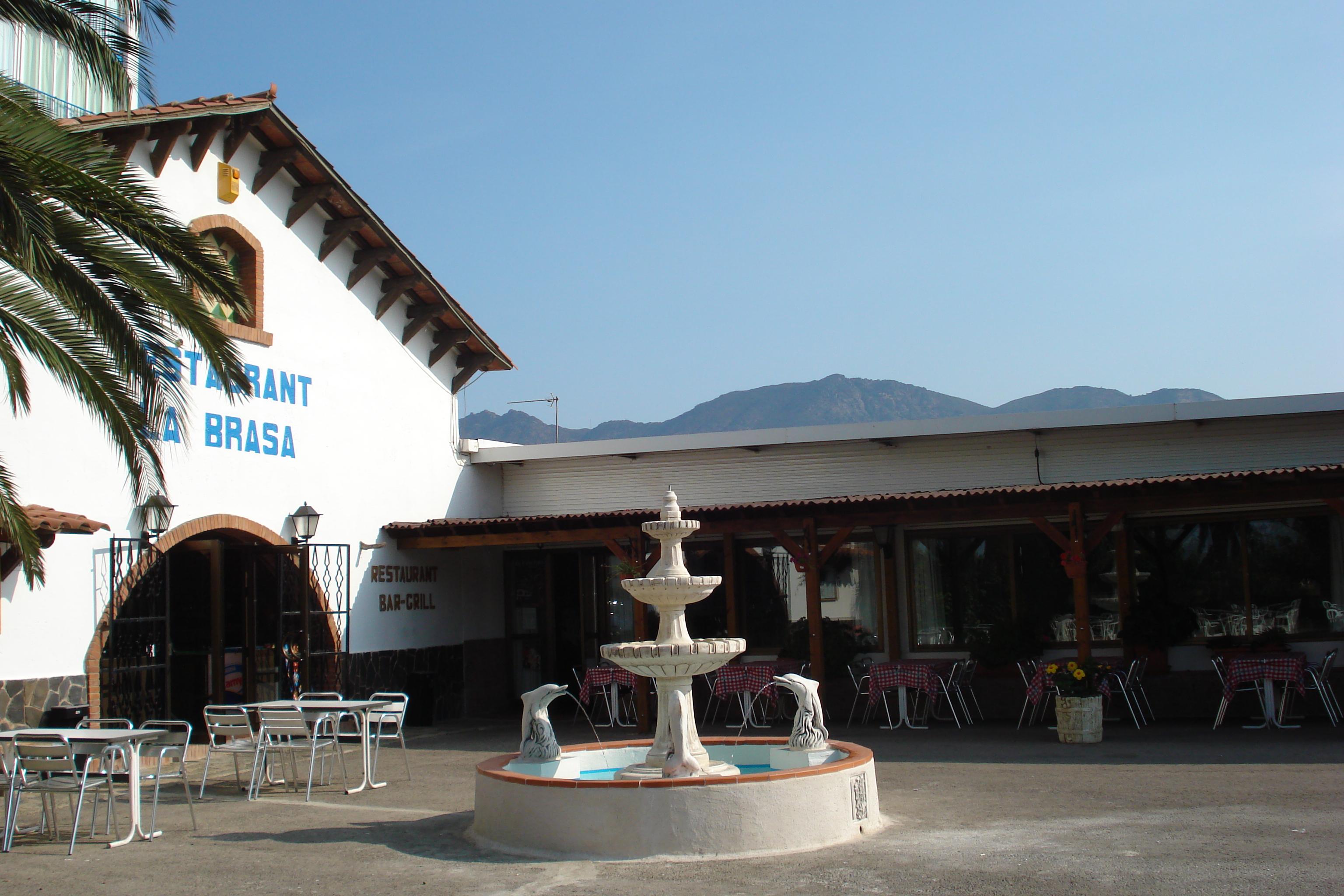 Restaurant La brasa de Roses-exterior3