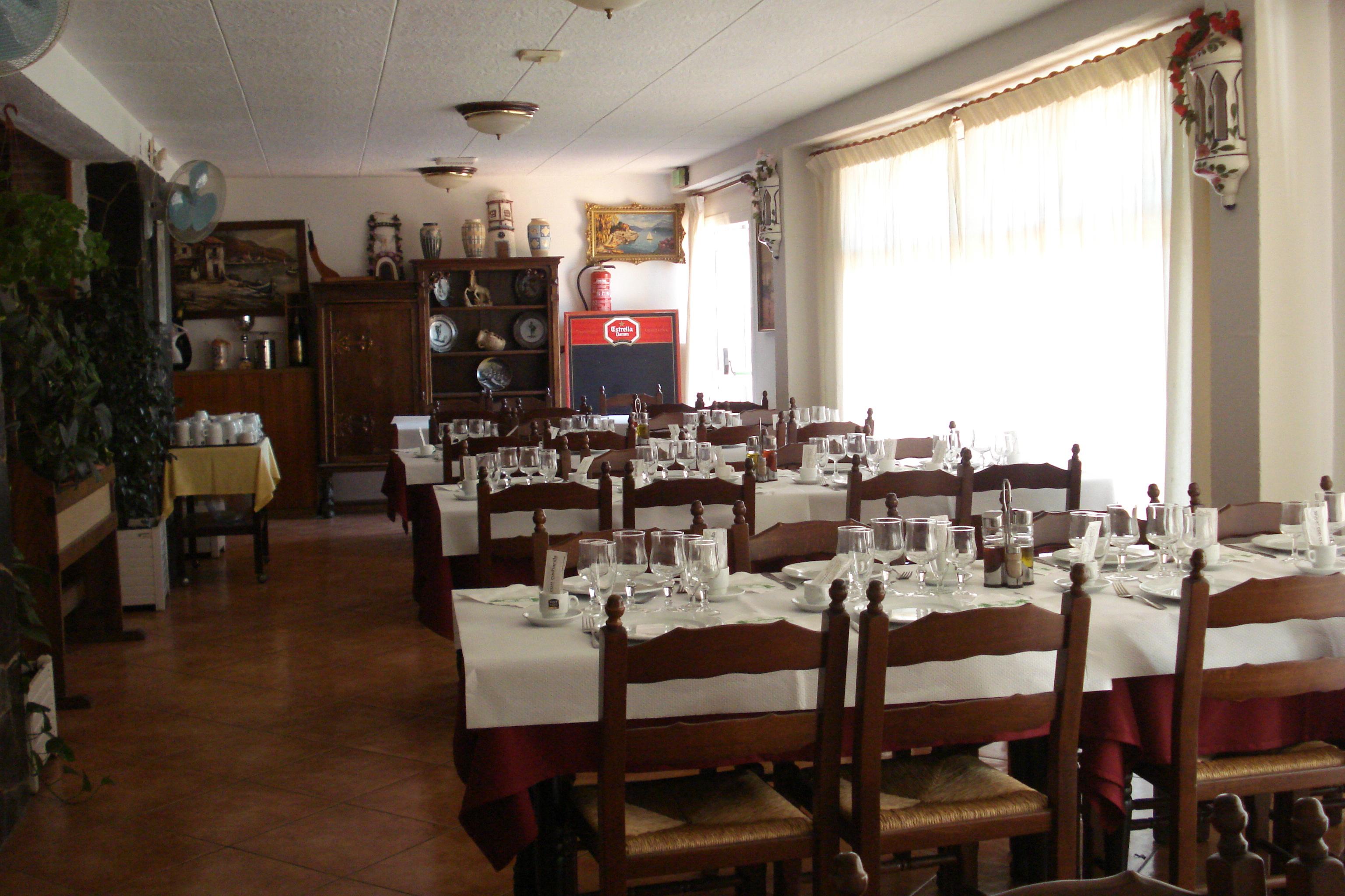 Restaurant La brasa de Roses-interior8