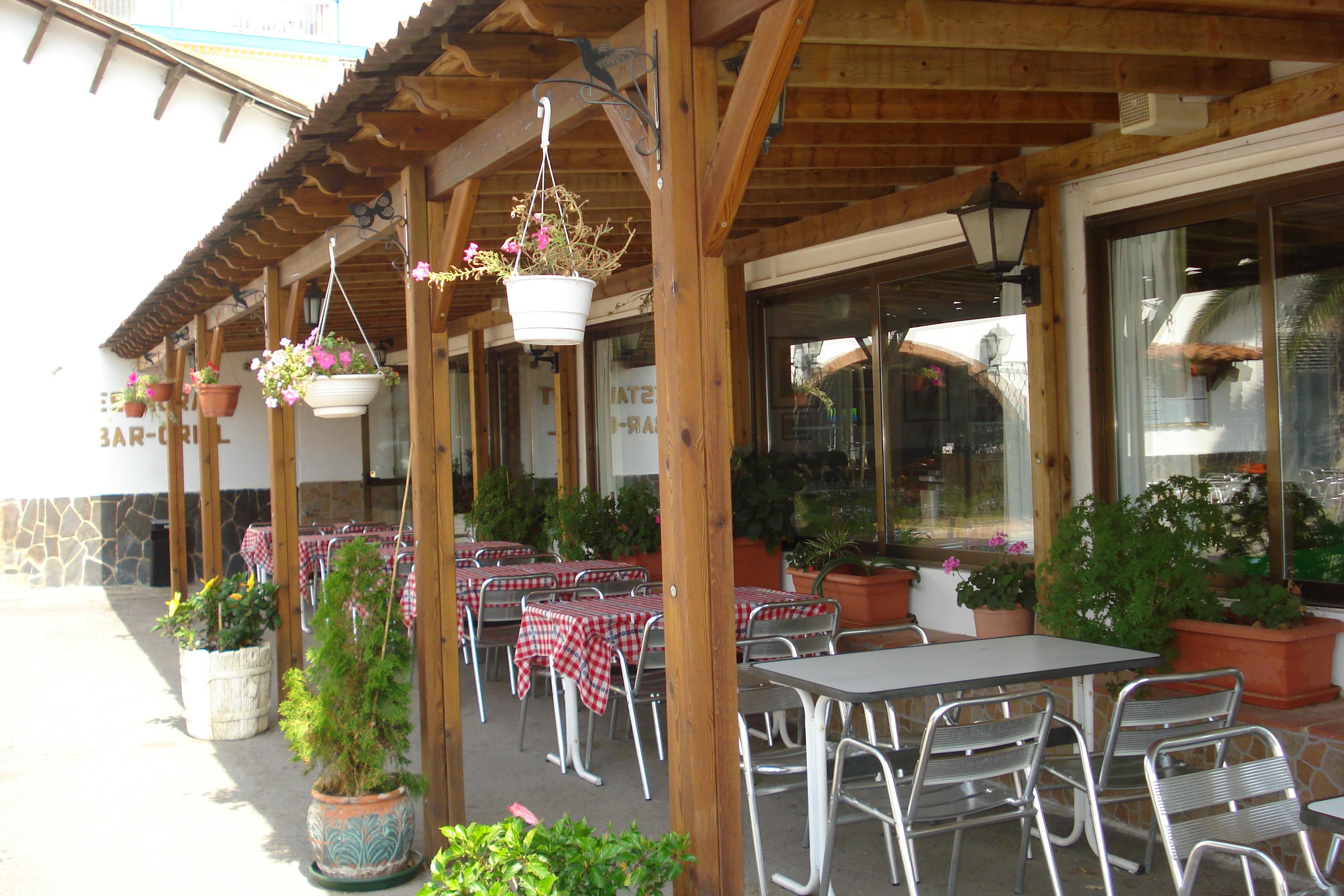 Restaurant La brasa de Roses-exterior6