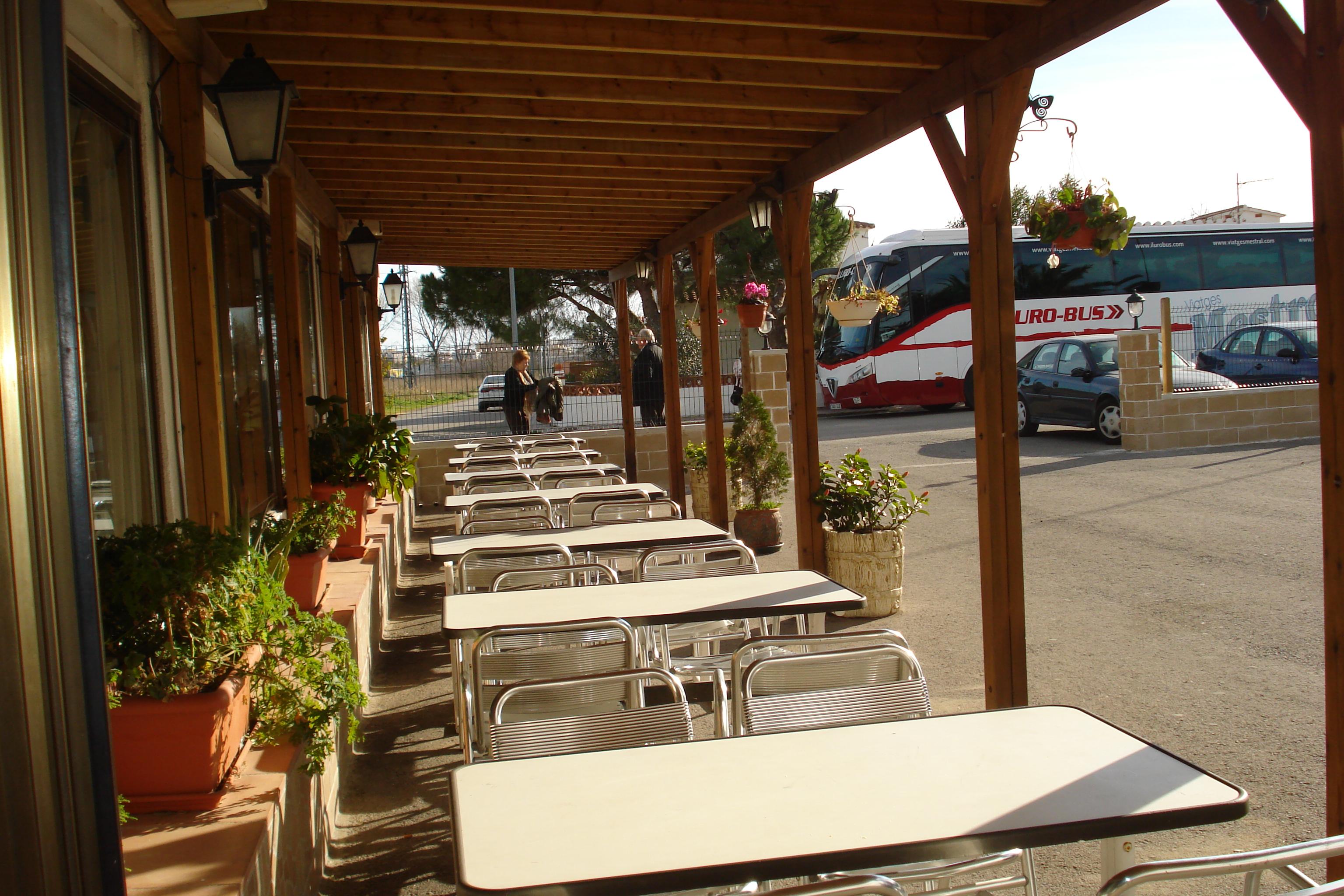 Restaurant La brasa de Roses-exterior5