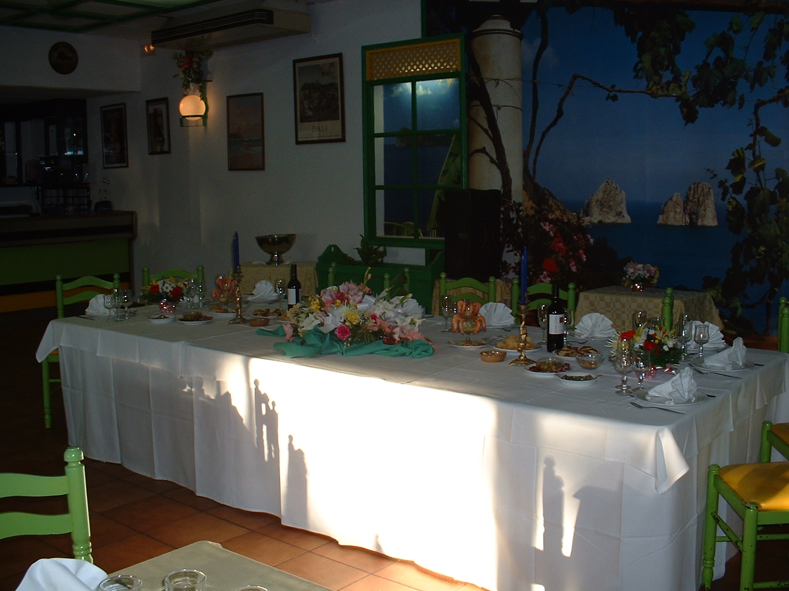 Restaurant La brasa de Roses-interior5