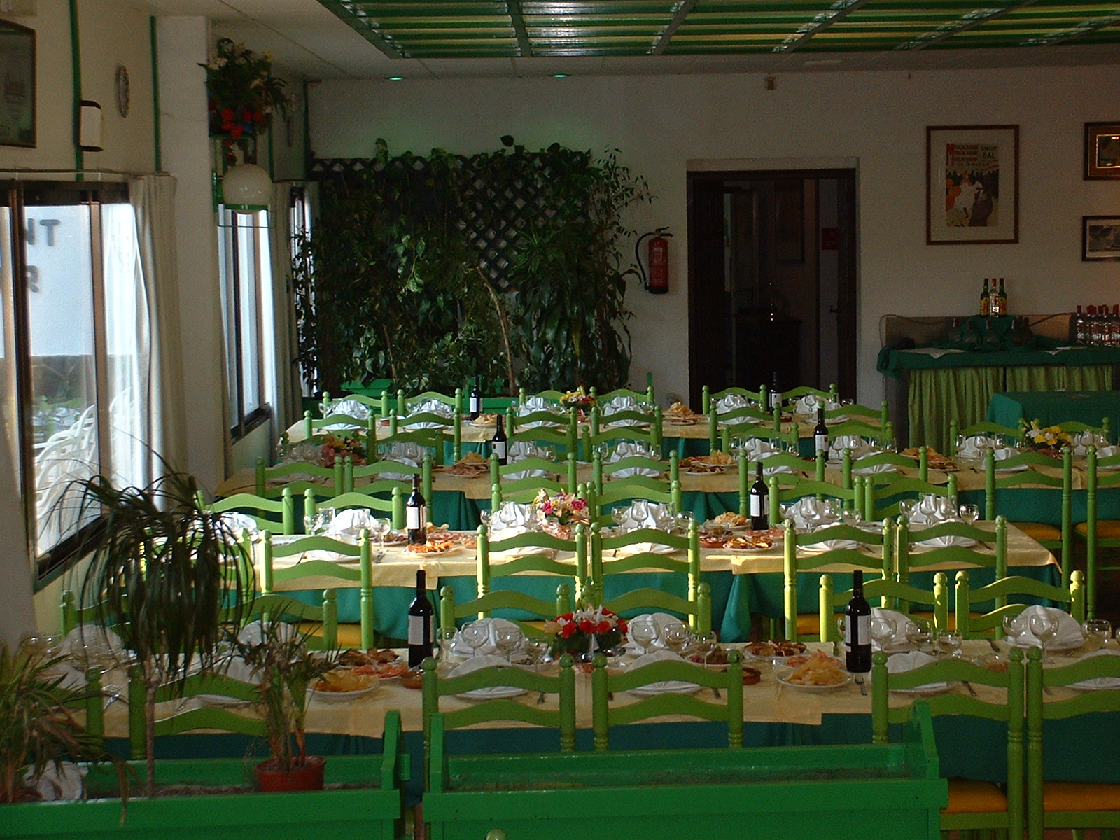 Restaurant La brasa de Roses-interior6